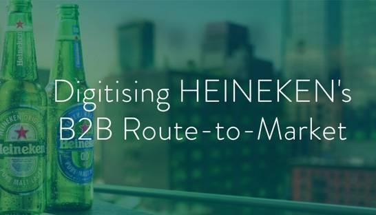 Sparkoptimus Supporting Heineken With Large Digital Transformation photo