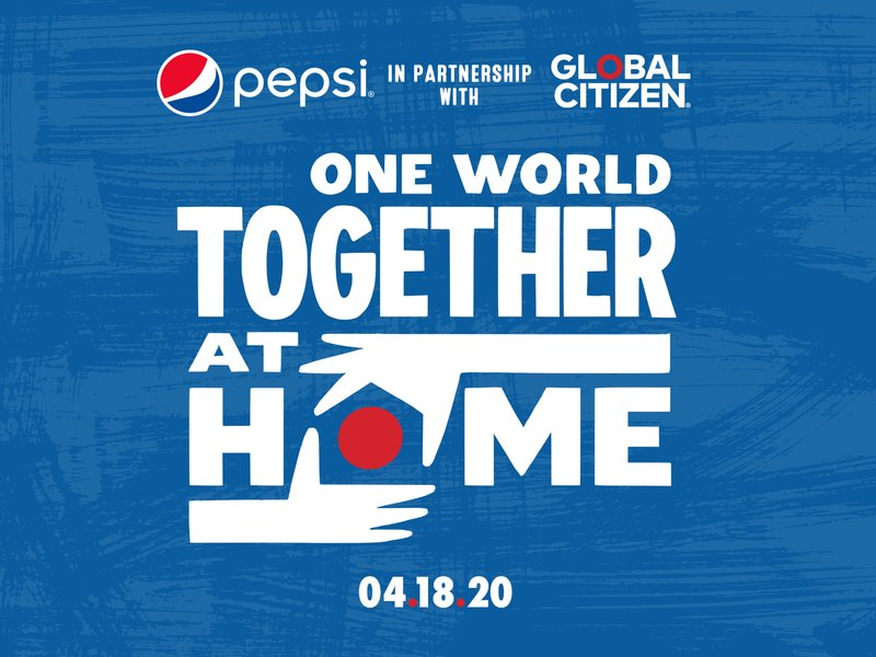Pepsi Backs Star-studded Concert For Coronavirus Aid That Will Air On Major Broadcast Networks photo