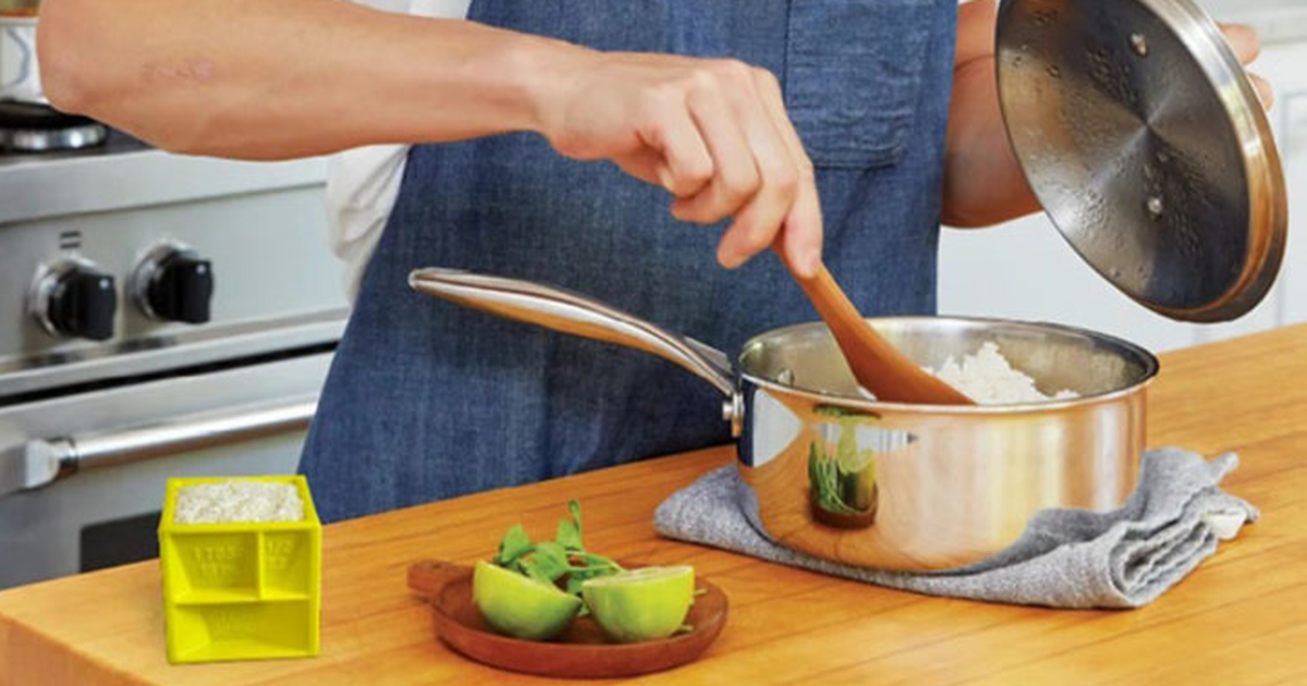 This All-in-one Kitchen Cube Can Make Cooking Way More Fun photo