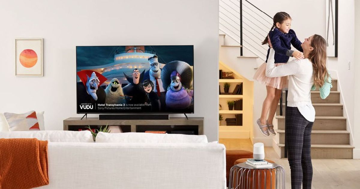 Love To Stream And Game? This 65-inch Vizio Is $300 Off And Includes A $150 Gift Card. photo