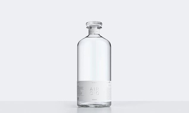 Vodka Producer Make The Drink From Captured Carbon Dioxide photo
