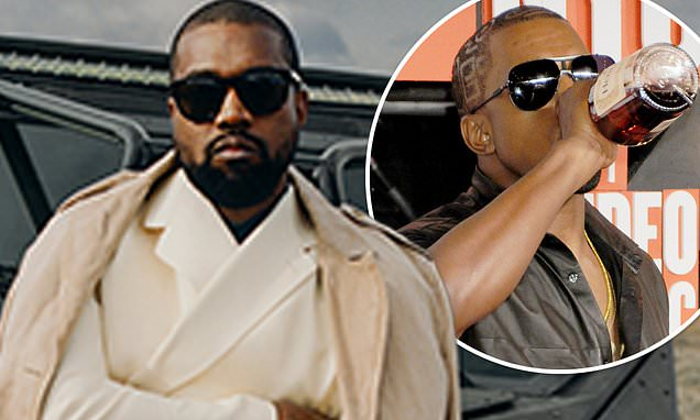 Kanye West Discusses His Battle With 'alcoholism' photo