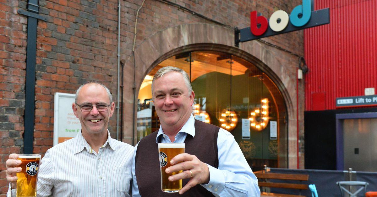 £1m Coronavirus Bailout Will Help Keep Titanic Brewery Afloat photo
