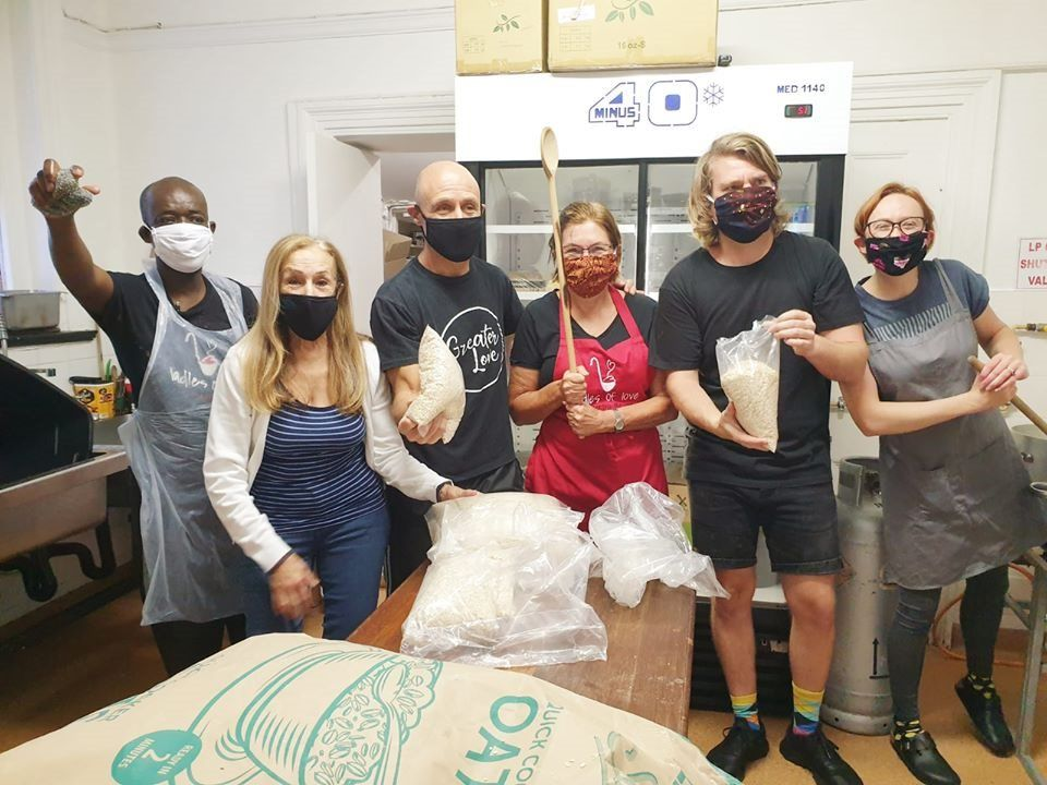 How Sa Chefs Are Helping The Most Vulnerable During Lockdown photo
