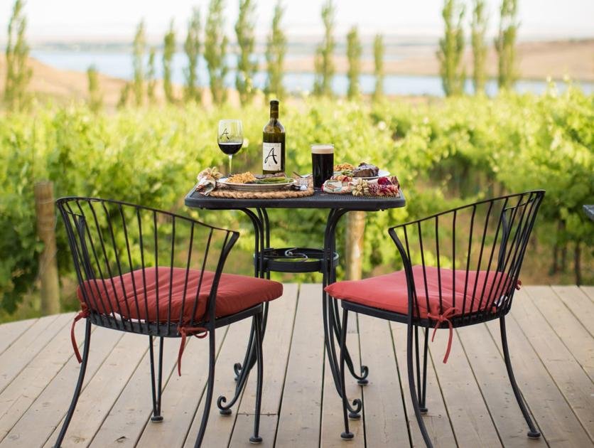 """Vacation In Wine Country And """"drink In"""" The Valley's Beauty photo"""