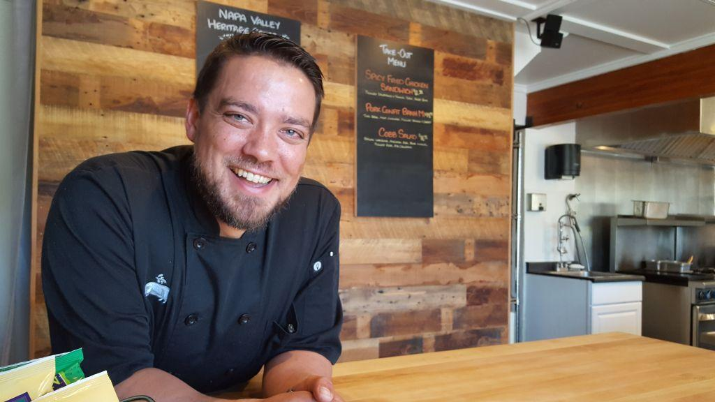 Calistoga's Theorem Vineyards Teams With Heritage Catering For 'free Family Meal Friday' photo