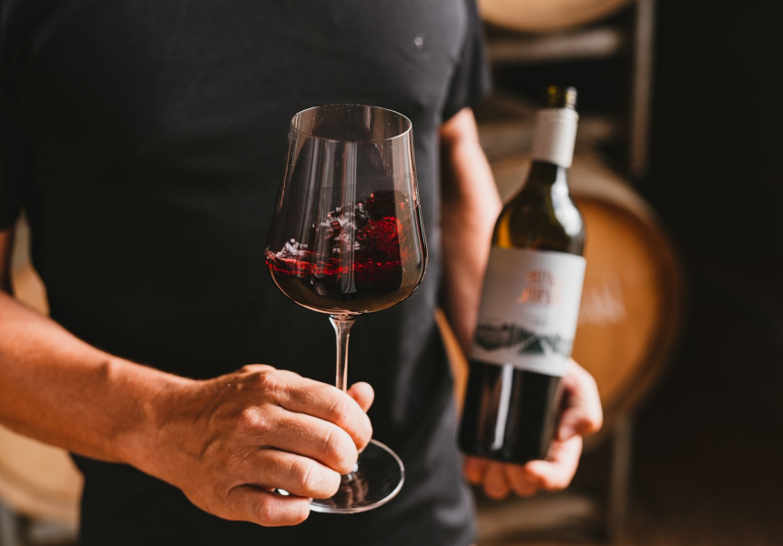 This $19 Margaret River Red Is Organic, Insanely Gluggable And Perfect For Autumn Drinking photo
