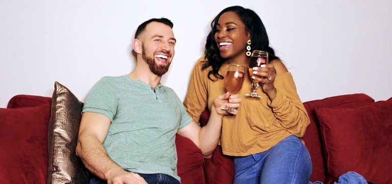 Stella Artois Taps 'love Is Blind' Stars To Talk Romance On Instagram Live photo