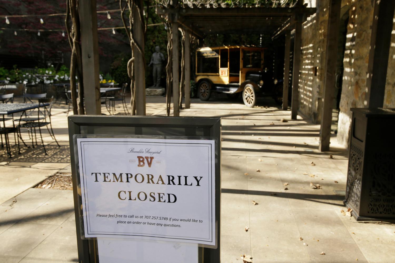 Coronavirus Update: Napa Wineries Go Virtual To Weather Pandemic's Economic Storm photo