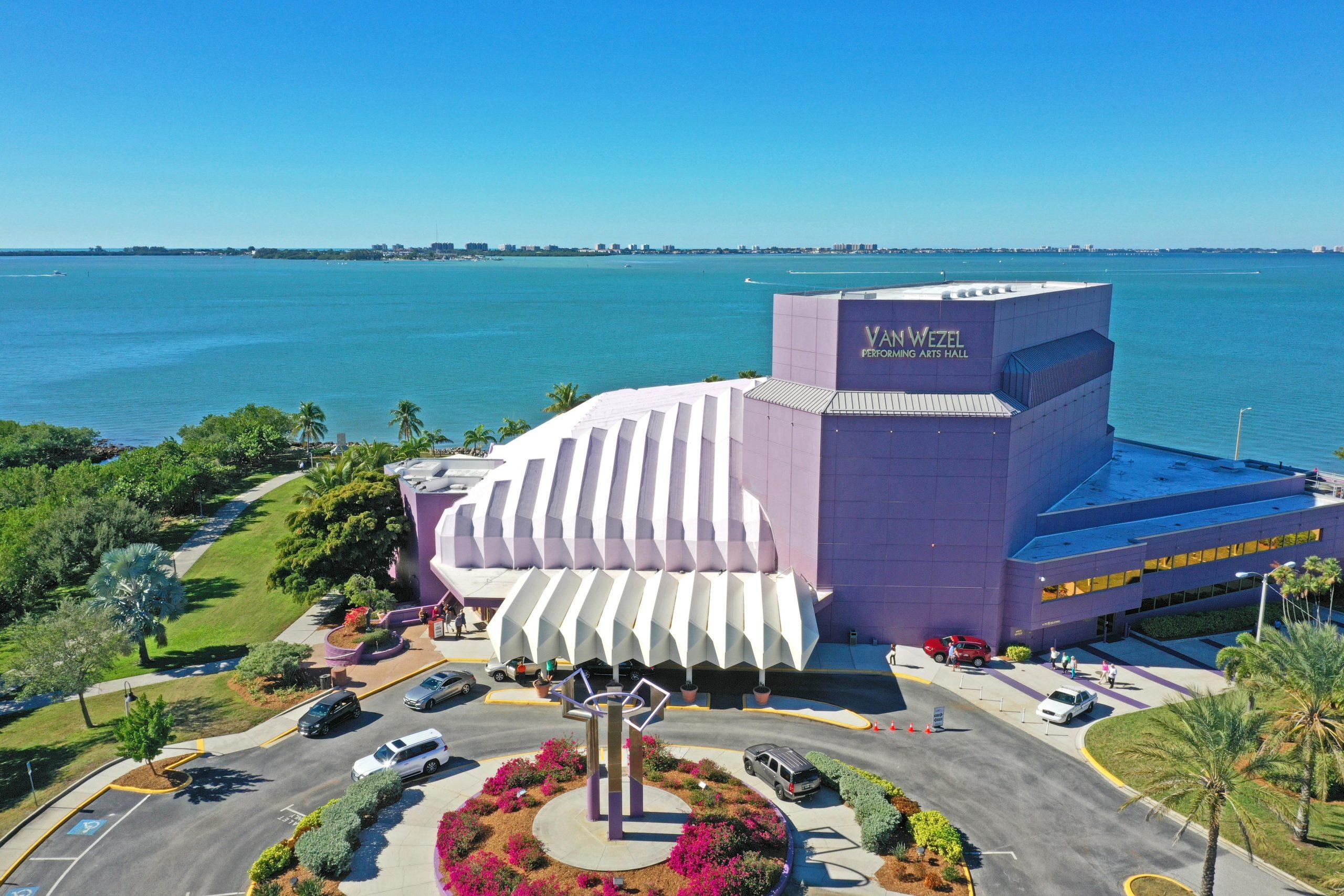 Sarasota's Van Wezel Goes Virtual With Happy Hour Concert photo
