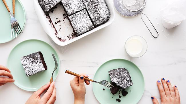 A Cake To Bring Comfort To Kids (and Parents) photo