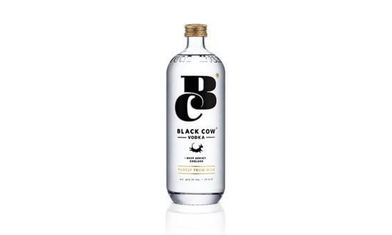 Black Cow Vodka Unveils New Bottle Design With Allied Glass photo