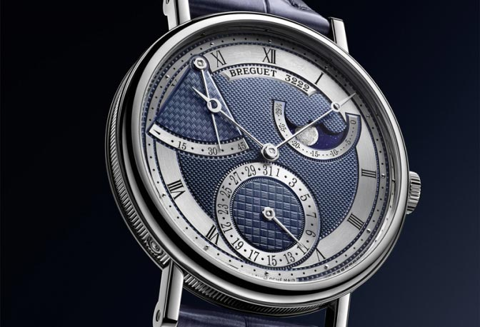 Breguet Unveils New Timepieces In Its Classique And Marine Lines photo
