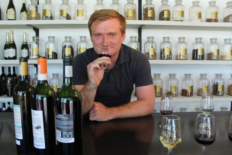 Talking Wine With Charlie Stein photo