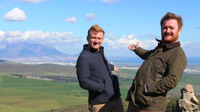 New Show Hosted By Rick Stein's Sons To Showcase Cape Town In All Its Glory photo