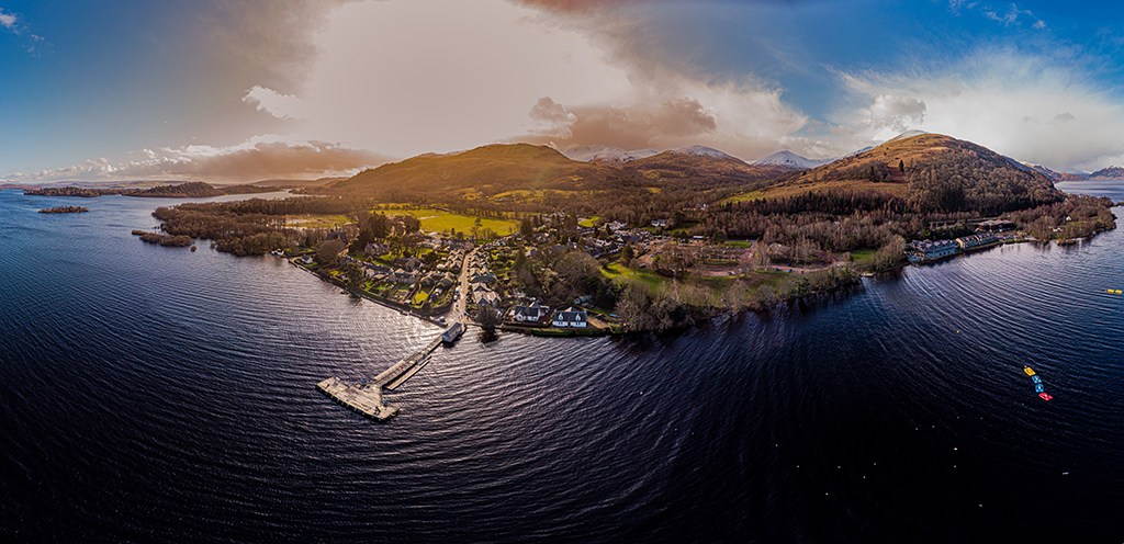 Loch Lomond And The Water Of Life photo