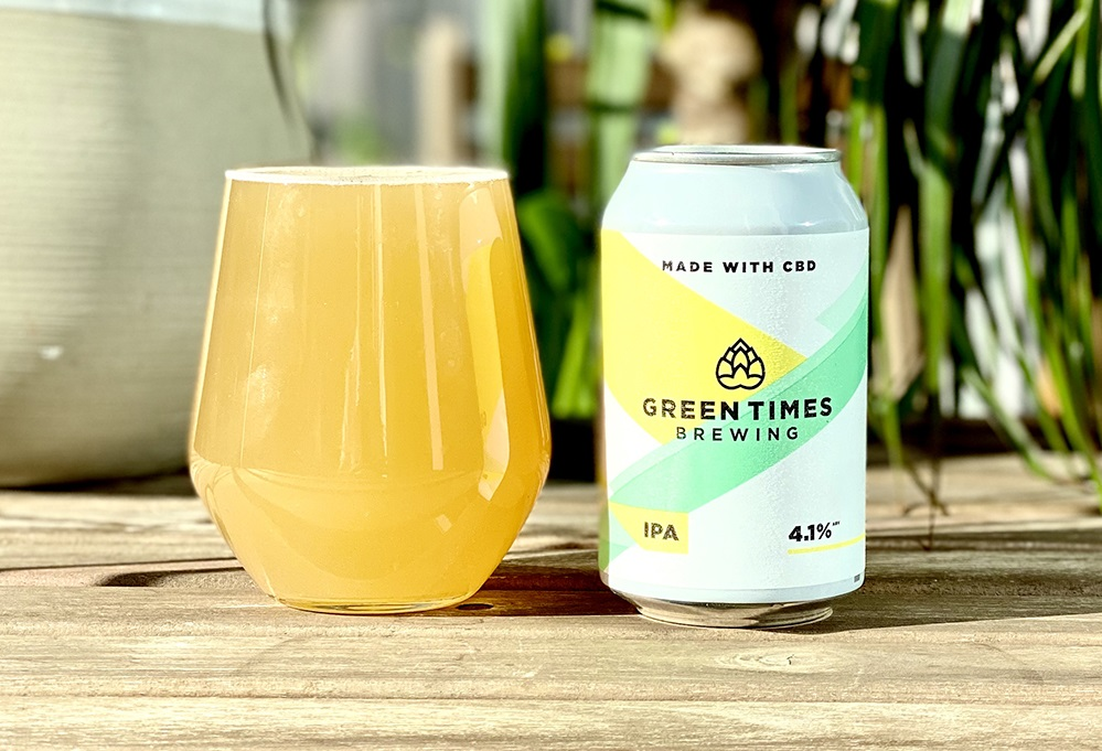 Green Times Brewing Launches Cbd Alcohol-free Ipa photo