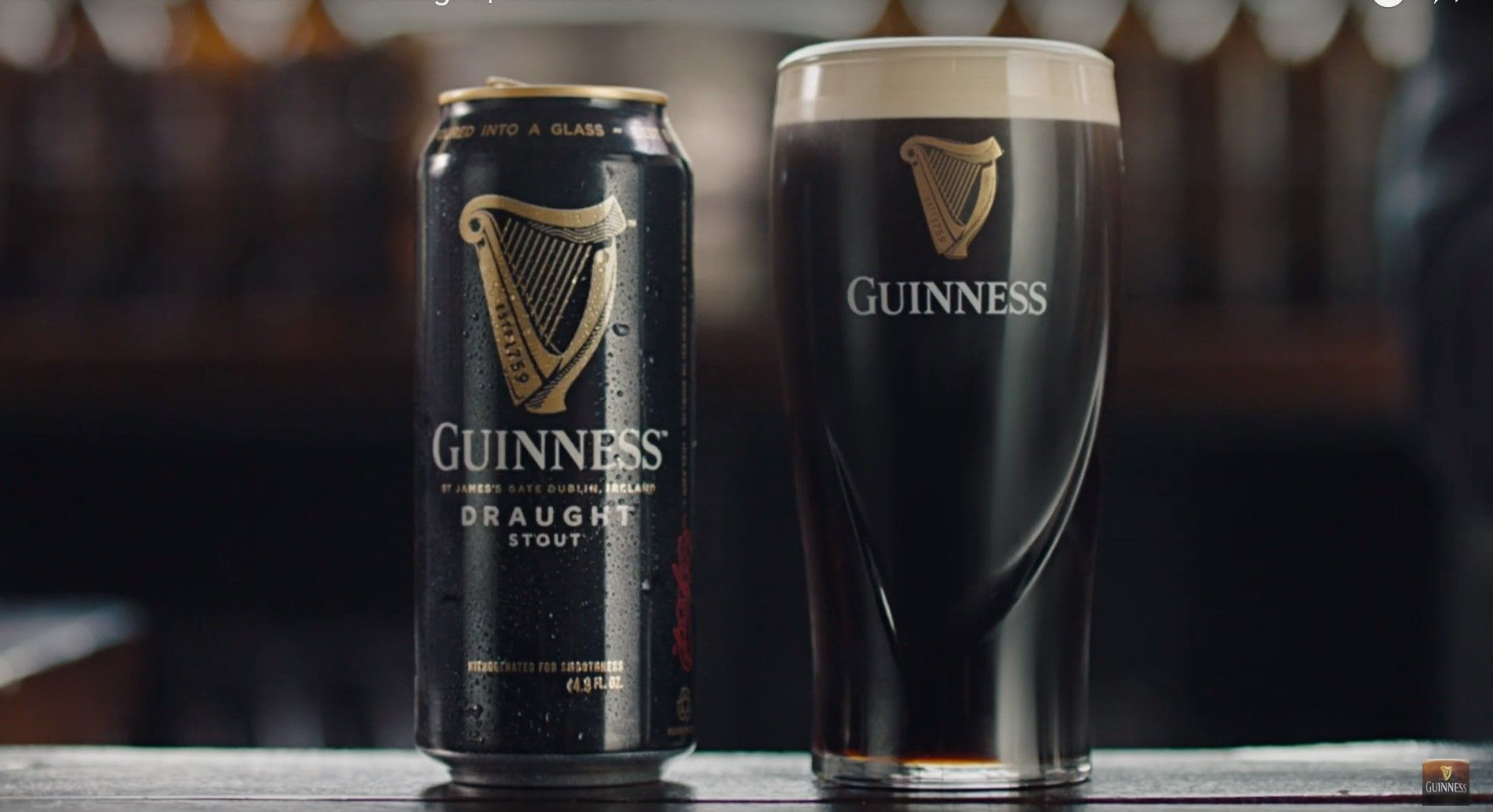 How To Pour The Perfect Guinness Draught Pint photo