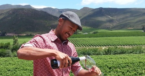 Agri Careers: First Cape Sommelier From 'other Side Of The Mountain' photo