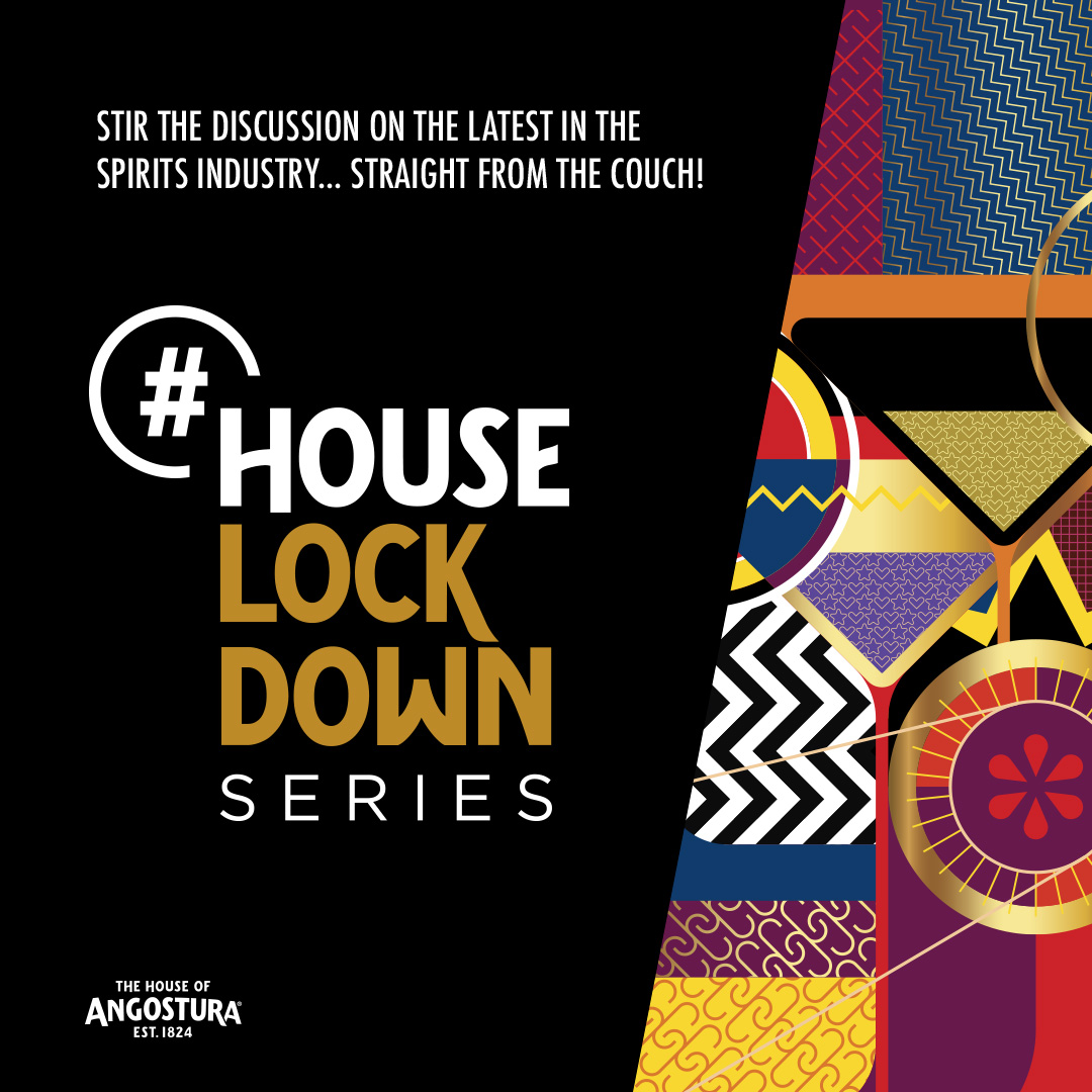 Learn More About Mixing Great Drinks At Home In The #HouseLockDown Series photo