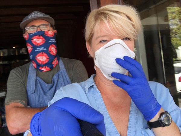 Watch: Margot Janse Catches Up With Foliage's Chef Chris Erasmus photo