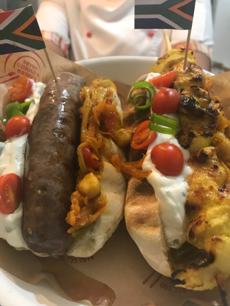 Worth Waiting For: Amarostile Sandwich From Seven Colours Eatery photo