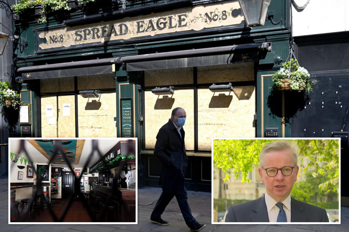 UK Pubs Could Stay Closed Until Xmas As They'll Be Last To Reopen After Lockdown photo
