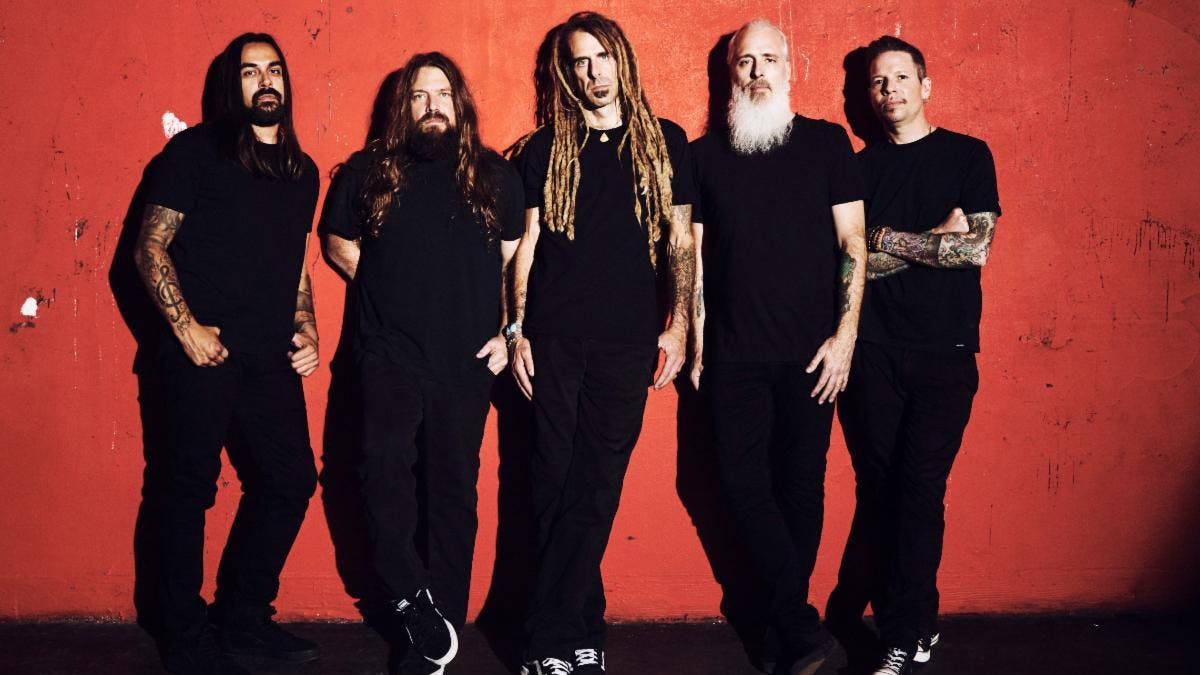 Lamb Of God And Brewdog Team Up For Non-alcoholic Beer Collab — Kerrang! photo