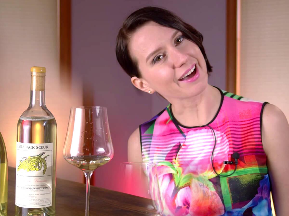 Expert Tips On Choosing Dry White Wines (video) photo