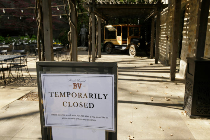 Napa Wineries Go Virtual To Face The Economic Storm Of The Pandemic – Up News Info San Francisco photo