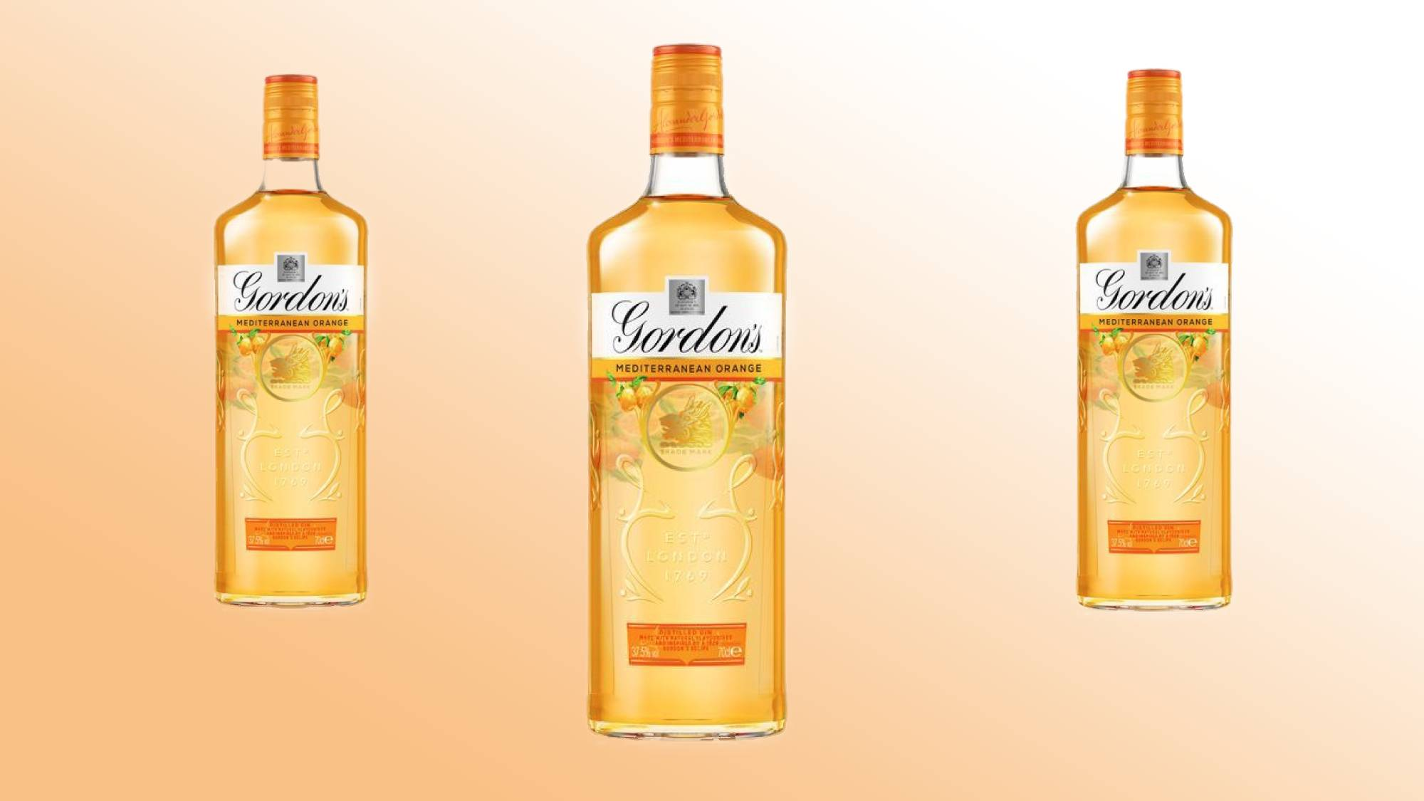 Gordon's Gin Launches A Limited Edition Mediterranean Orange Flavour And It Sounds Delicious photo