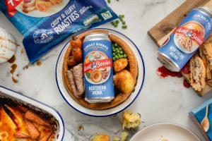 Northern Monk & Aunt Bessie's Make Roast Dinner Beers photo