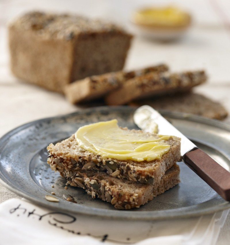 A healthy slice of Grandmother's Bread – a recipe with a story photo