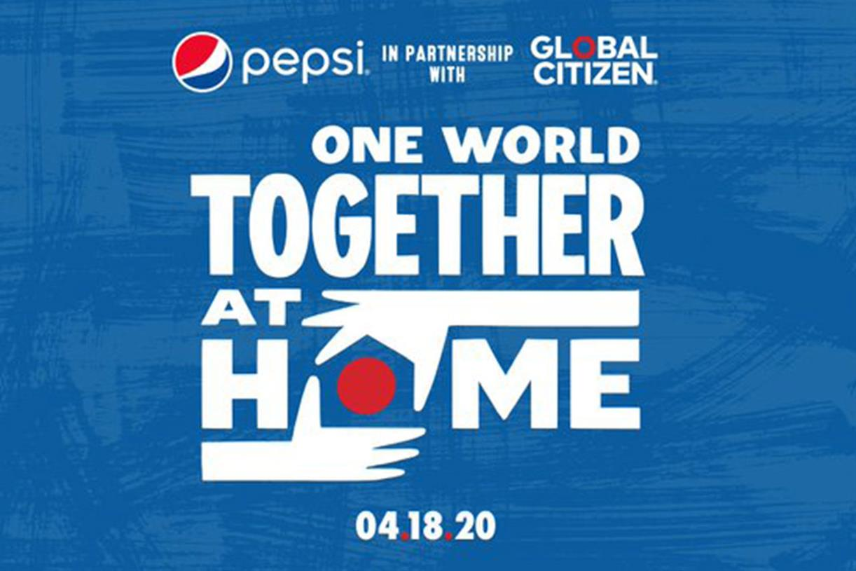 Pepsi Partners Global Citizen And Lady Gaga For Concert photo