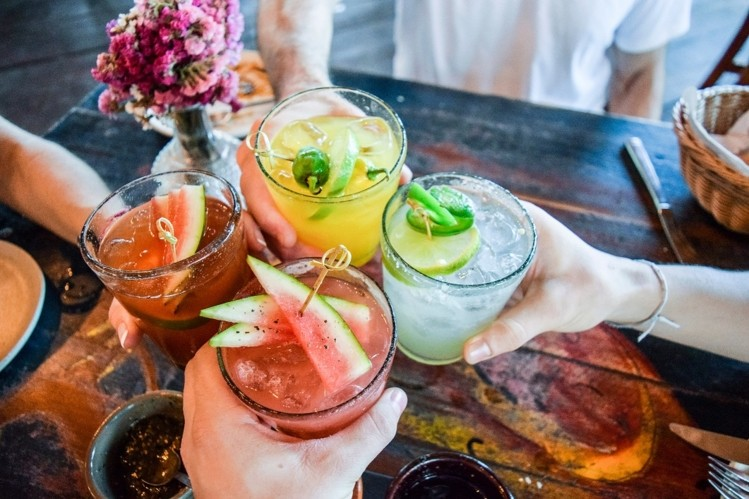 The Best Gin Mixers That Are Not Tonic photo