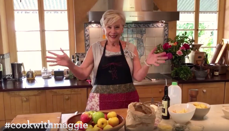 Maggie Beer Is Hosting Online Cooking Classes So She Truly Is A National Sweetie Pie photo