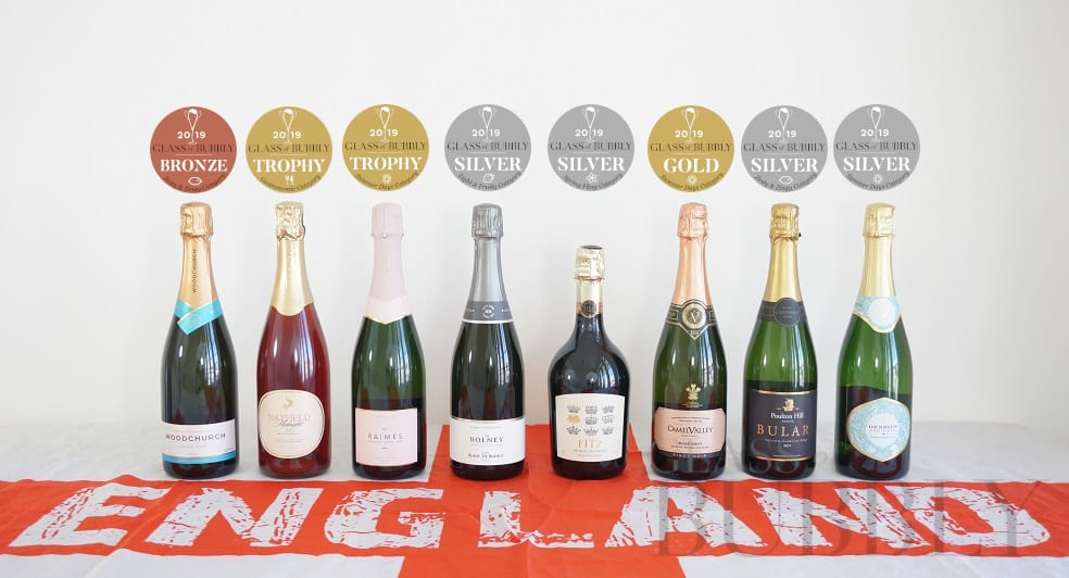 Celebrate St. George's Day With 8 English Sparkling Wines photo