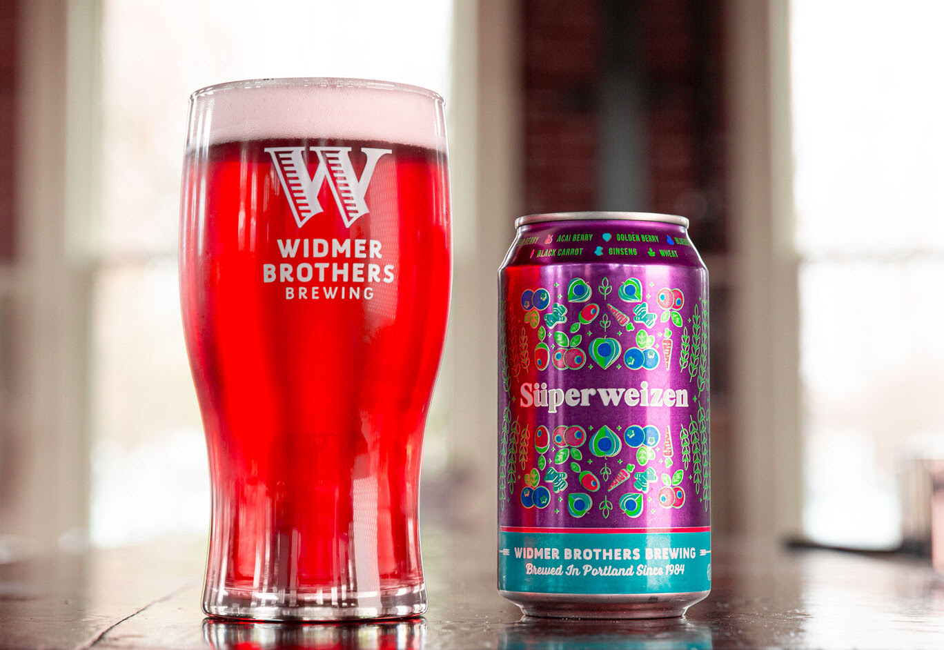 Widmer's New Süperweizen Is Packed Full Of Superfoods photo