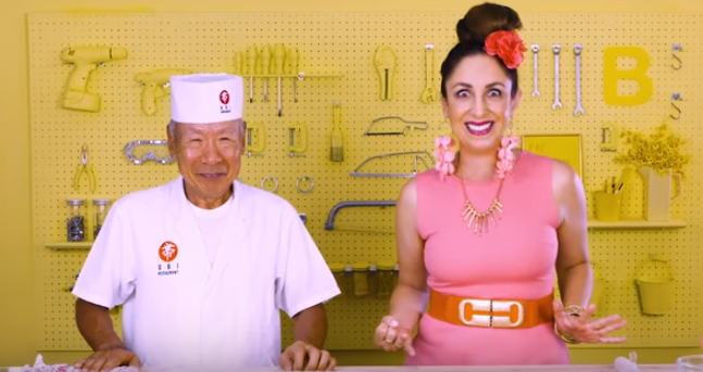 Learn To Make Boere Sushi At Home photo