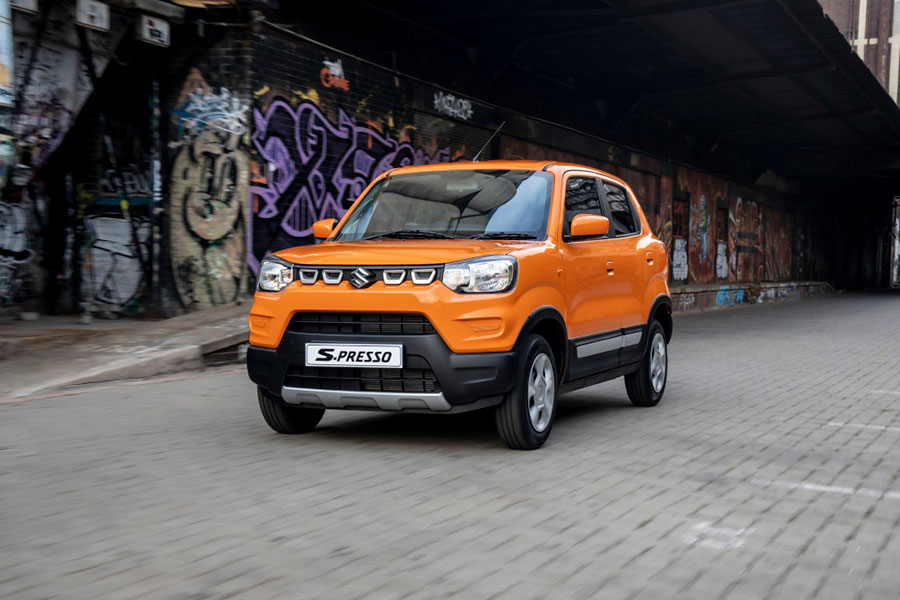 S-presso Introduces Urban Suv Style To The Entry-level Market photo