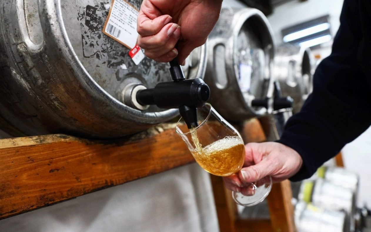 'hung Out To Dry' British Brewers Fearing For Their Futures photo