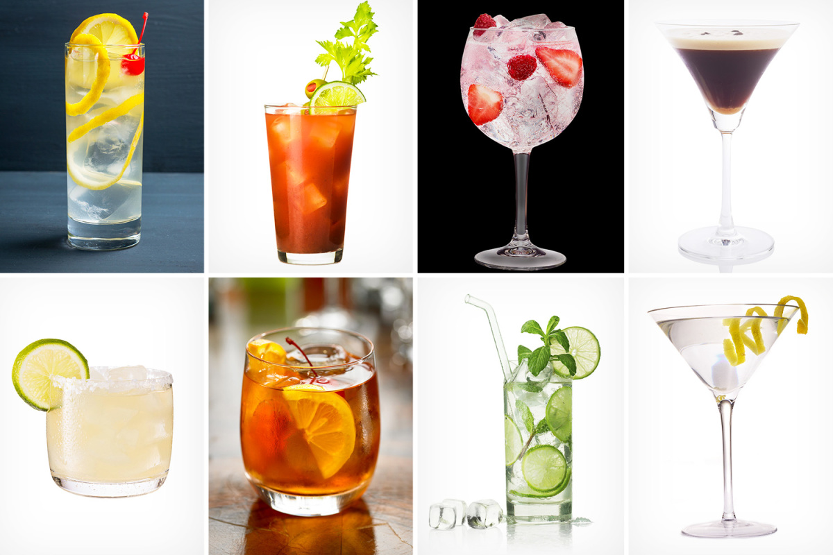 Whip Up A Cocktail During Lockdown With These Tasty And Simple Diy Recipes photo