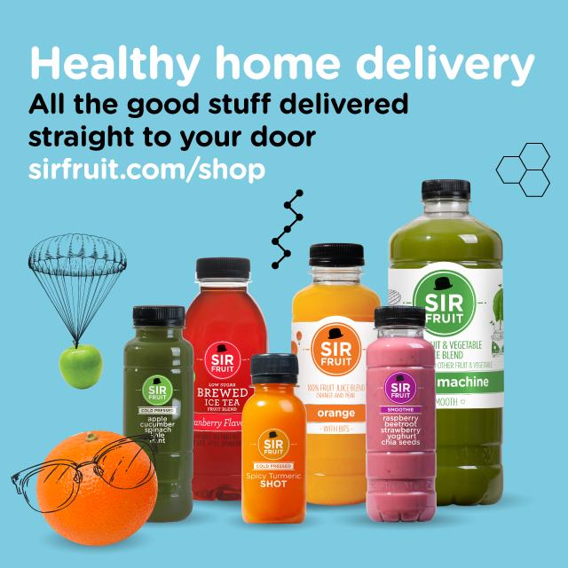 Sir Fruit Introduces Vitamin C Superheroes photo