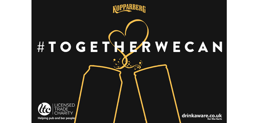 Ltc And Kopparberg Launch 'together We Can' Campaign photo
