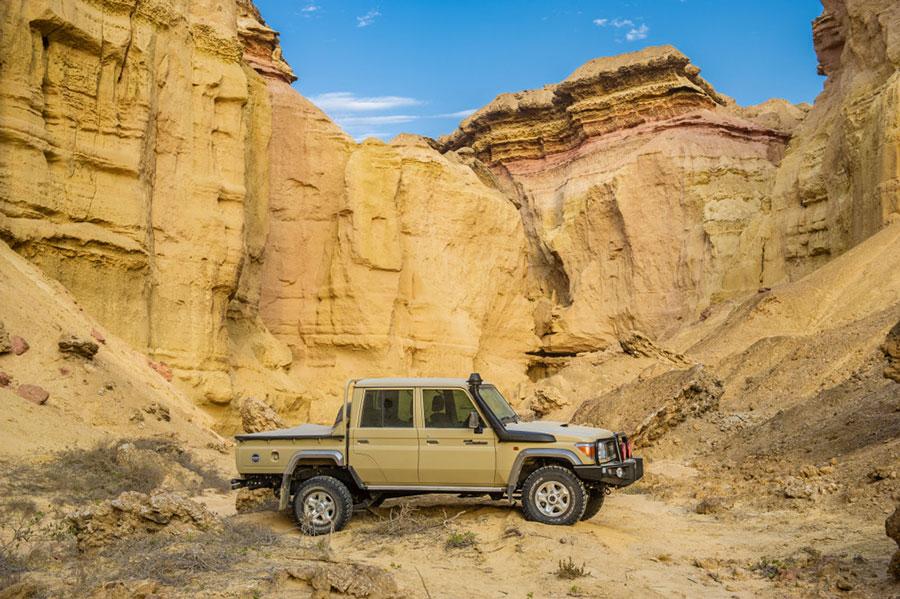 Land Cruiser Namib – Back By Popular Demand photo