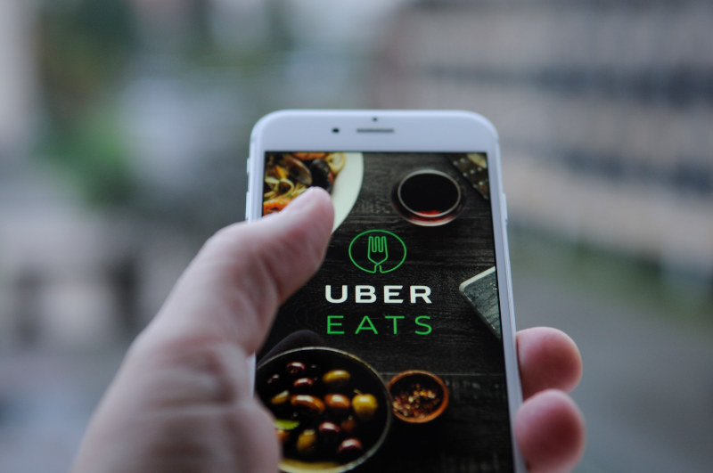 Uber Eats Is Back, Delivering Essential Goods During Sa's Lockdown photo