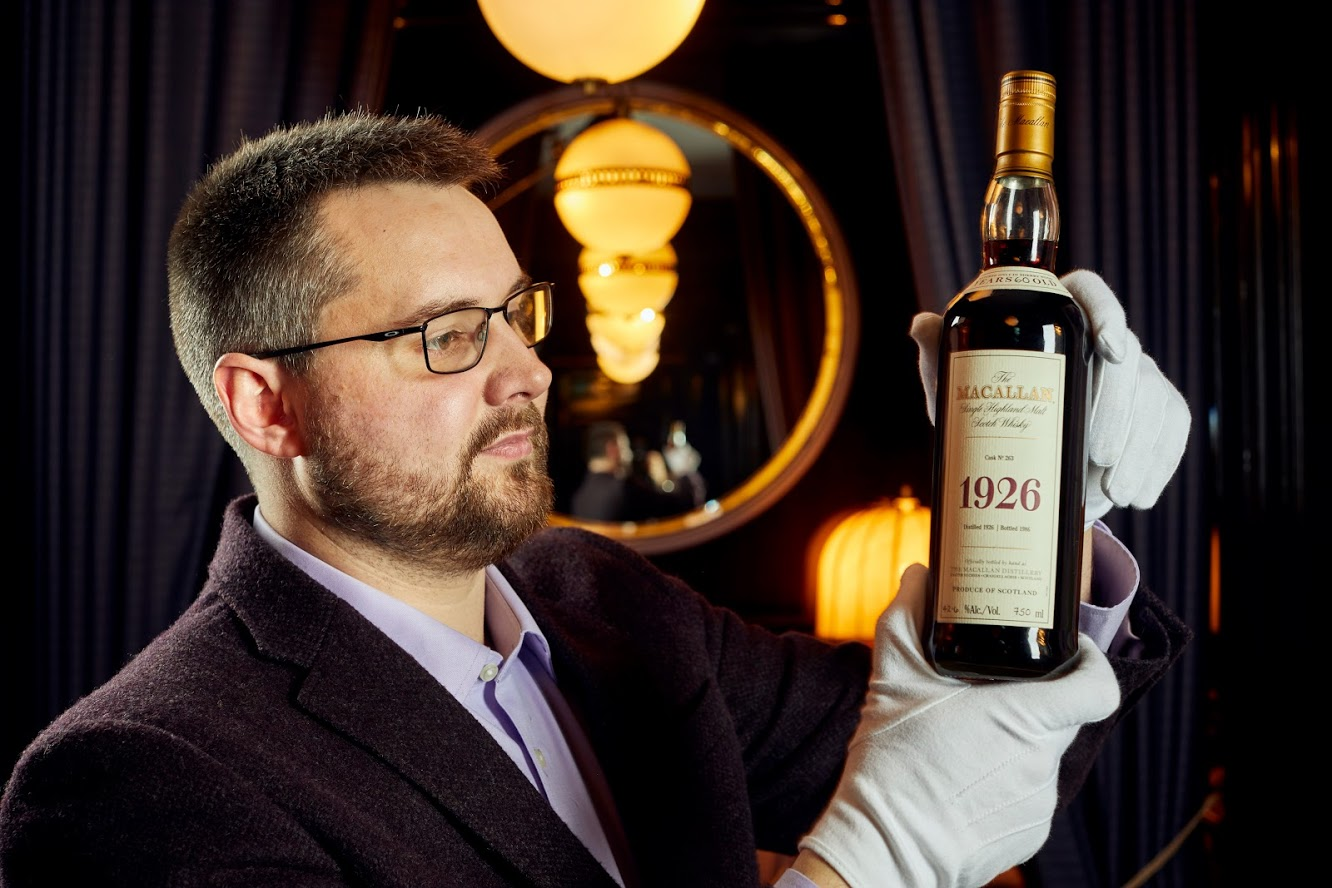 Sotheby's Launches Biggest Ever Online Auction With Ultra-rare Whiskies photo