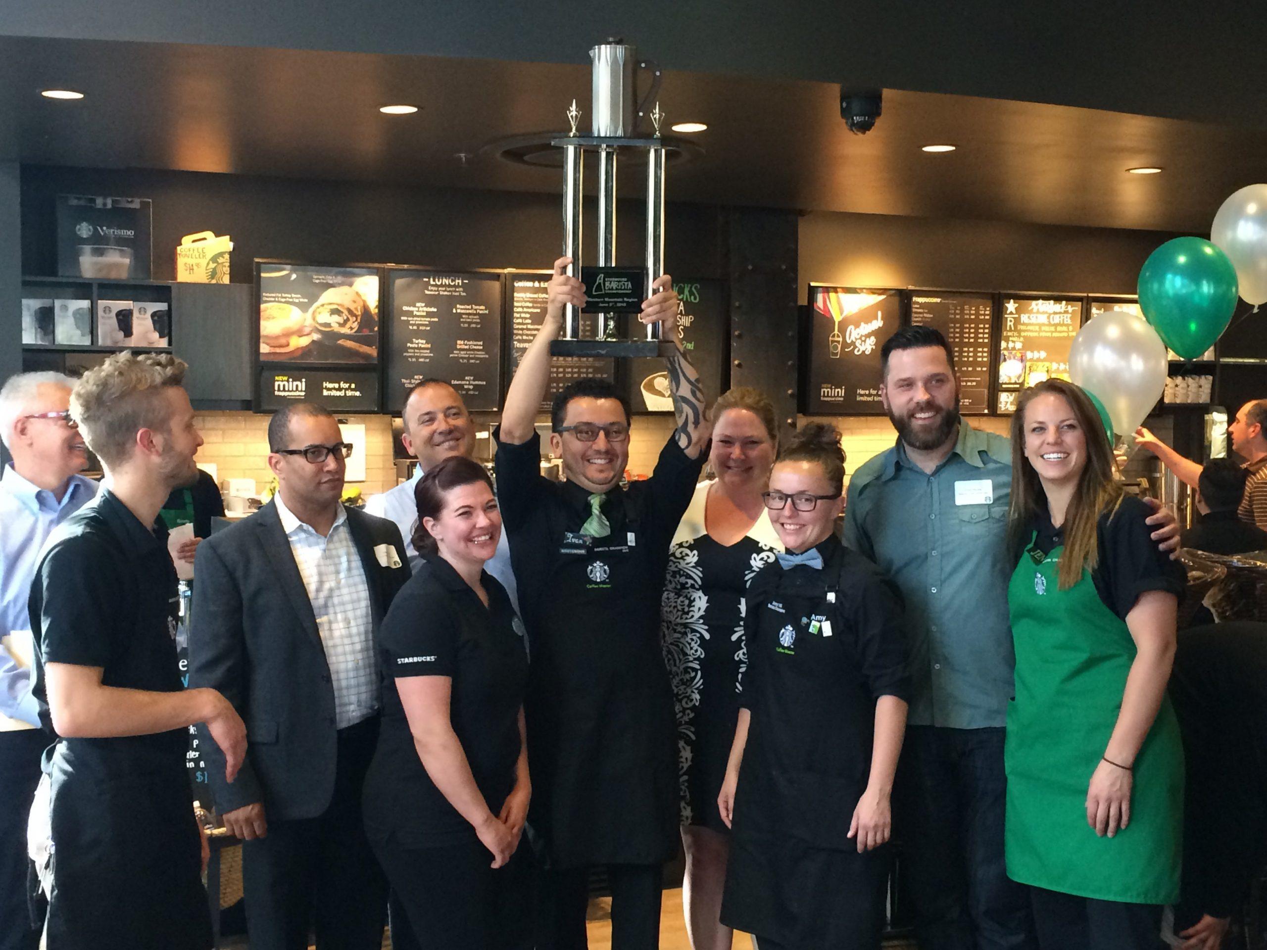 Starbucks Employees Will Start Wearing Masks @themotleyfool #stocks $sbux photo