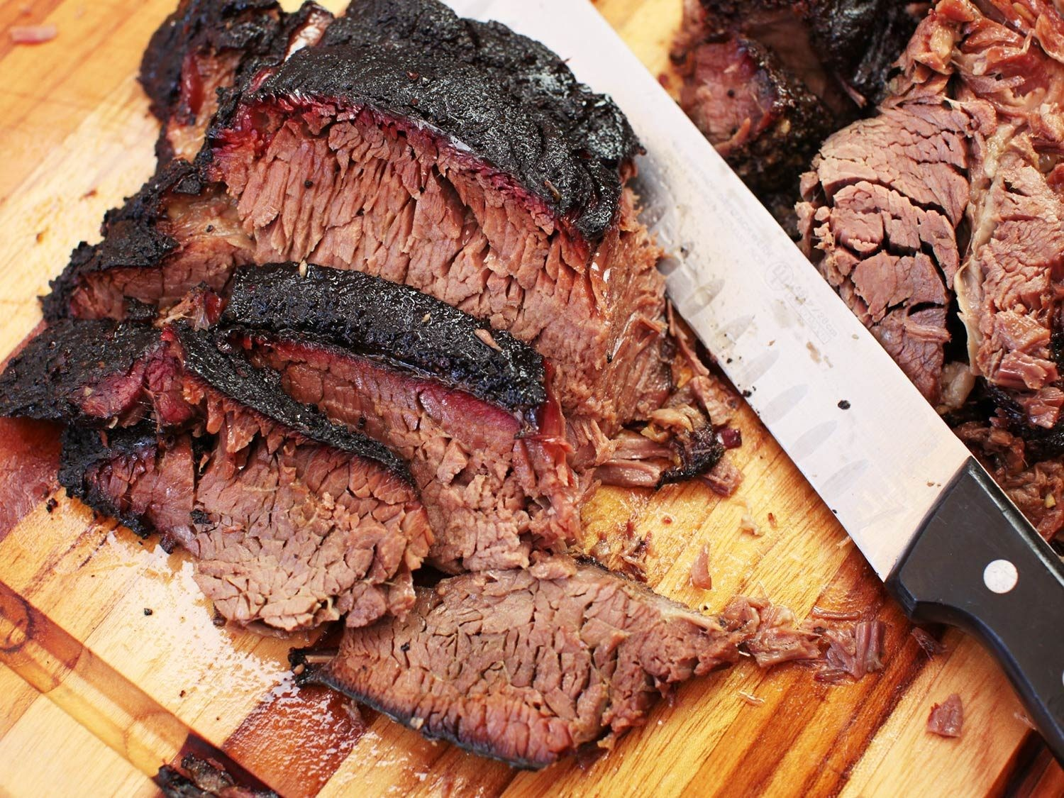 Delicious Smoked Brisket Recipe For Electric Smokers photo