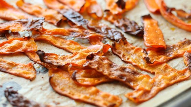 Watch: How To Make 'bacon' Using Just Carrots photo
